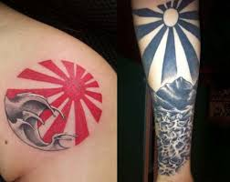 rising sun tattoos tattoo ideas designs and meaning tattoo me now