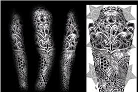 best 25 tribal sleeve ideas on half sleeve tribal pin by abbot on