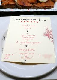 cuisine valentin 15 idées simples et pas chères pour la valentin