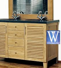 Teak Vanities Bathroom Furniture Teak Bathroom Vanity Collection Claire