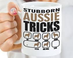 australian shepherd funny aussie gifts etsy