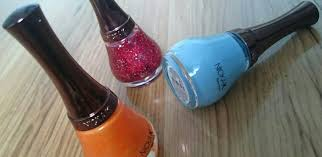 little fickle nicka k nail varnish review and swatches