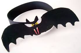 bat headband bat headbands paper craft things to make and do crafts and