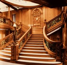titanic grand staircase grand staircase color this image