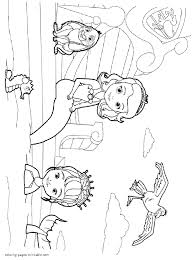 sofia the first coloring sheets