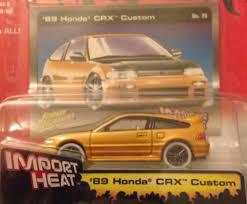 custom honda crx 89 honda crx custom toy car die cast and wheels from sort