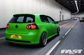 green volkswagen golf wotw garage midnight u0027s 450bhp mk5 vw golf gti fast car
