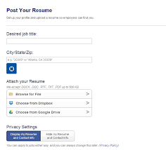 resumes posting indeed post resume 2 posting resume on indeed example uxhandycom