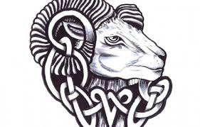 aries tribal tattoos designs places to visit