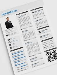 Eye Catching Resume Templates Eye Catching Resume Templates 30 Free Beautiful Resume