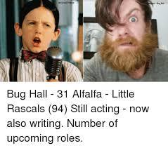 Alfalfa Meme - universal pictures bag hall bug hall 31 alfalfa little rascals