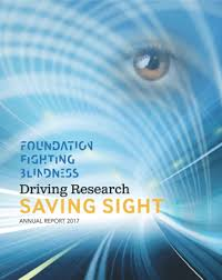 Foundation For Fighting Blindness Annual Reports Blindness Org