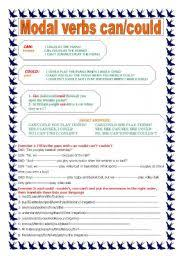 english worksheets modal verbs worksheets page 43