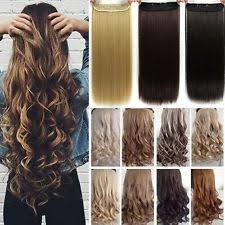 24 inch real hair extensions ebay