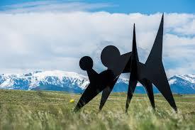 Hidden Hollow Garden Art Tippet Rise Art Center Montana Cool Hunting