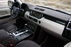 range rover dashboard 2011 land rover range rover supercharged wallpapers original
