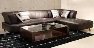 leather modern sectional sofas sofa ideas