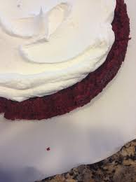 how to make red velvet cake with cream cheese frosting recipe