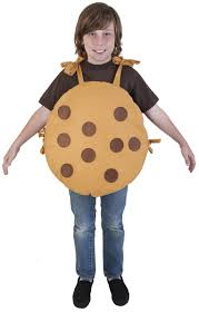 amazon com child cookie costume small 4 6 toys u0026 games