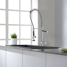 best single handle kitchen faucet faucet kraus oletto single handle commercial style kitchen
