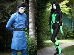 costest shego and dr drakken from kim possible cosplay amino