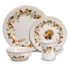 pfaltzgraff filigree autumn berry 32 dinnerware set