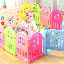 home design elements reviews play fence children balls pit pool baby safety gate