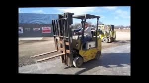 tcm fcg25n5 forklift for sale sold at auction january 22 2014