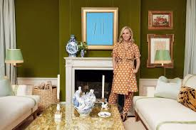 inside tory burch s apartment british vogue