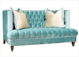 highback tufted sofa warm furniture navy blue velvet sofa velvet