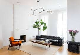 scandinavian livingroom cobble hill brownstone scandinavian living room new york
