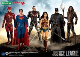 news new preorders justice league movie artfx statues