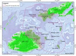 Map Of Fiji Not Just A Map Lady U2013 Wildlife Conservation Society Fiji U2013 Wcs Fiji
