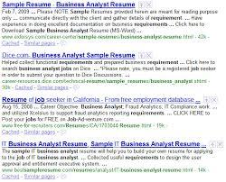 sample resume business analyst download dice resume search haadyaooverbayresort com