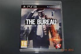 xcom the bureau the bureau xcom declassified ps3 playstation 3 free uk postage