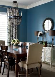 Best Colors For Dining Rooms This House Best Colors For Dining Room Drama Midnight Sky