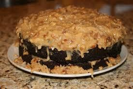 homemade german chocolate cake icing recipe best cake recipes