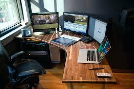 Computer Desk Setup Ideas Articles With Best Desk Setup Ideas Tag Enchanting Desk Set Up