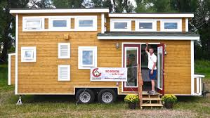 tiny luxury house all off grid
