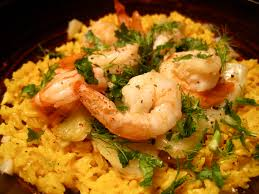 ina garten s shrimp salad barefoot contessa kvell in the kitchen fennel garlic shrimp with yellow rice
