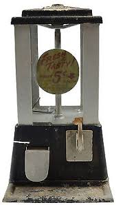 Table Top Vending Machine by Vintage Bar Tabletop Vending Machine Sun Peanut Gumball Candy 5