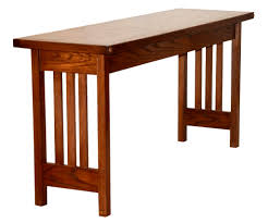 household furniture bedroom fetching mission style console table intended for