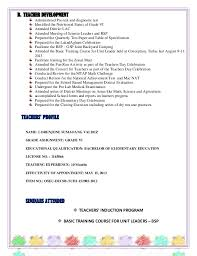 pupil report template accomplishment report grade six