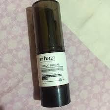 Serum Erha erha c serum kesehatan kecantikan kulit sabun tubuh di carousell