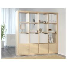 Using 2 Ikea Expedit Bookcases by Kallax Shelf Unit White Ikea