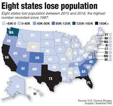 Illinois Us Map by Illinois Tops Us In Population Loss Local Qconline Com