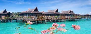 mabul water bungalows a new floating dive resort