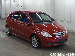 used mercedes b class 2006 mercedes b class for sale stock no 47350
