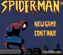 gbc roms for android spider rom for gameboy color gbc coolrom