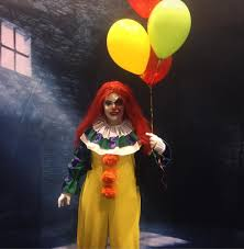 diy 1990 pennywise halloween costume idea diy halloween costume